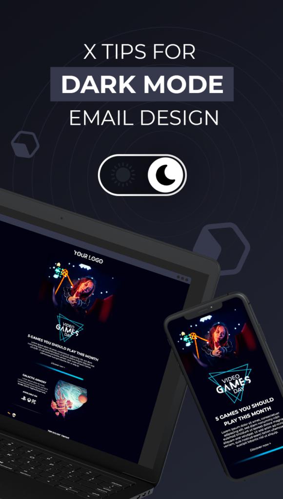 Dark Mode Email Design Cover