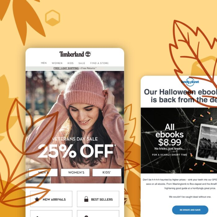 Fall Email Campaign Ideas to Warm Up Your Autumn Sales