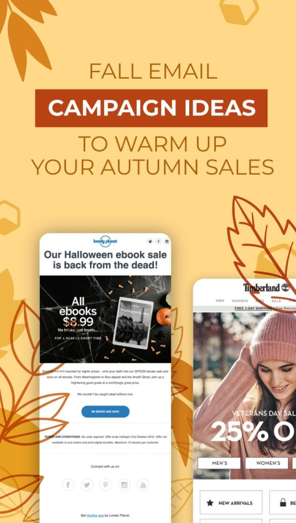 Fall Email Cover