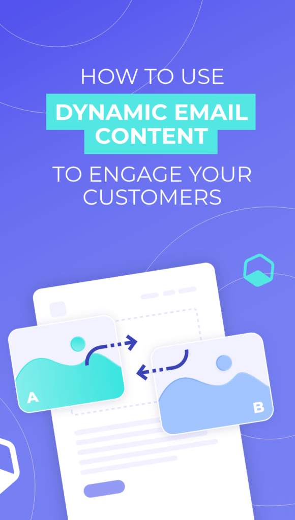 Dynamic Email Content Cover