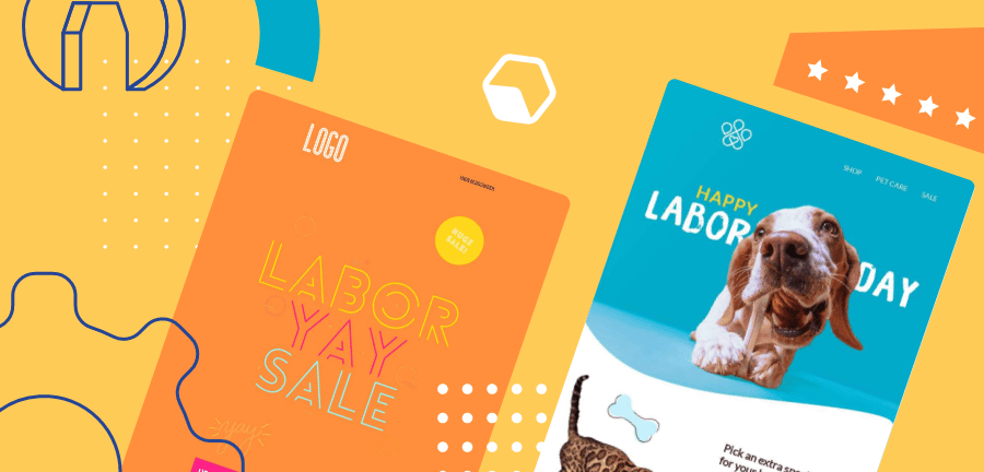 Happy Labor Day Emails to Promote Your Sales