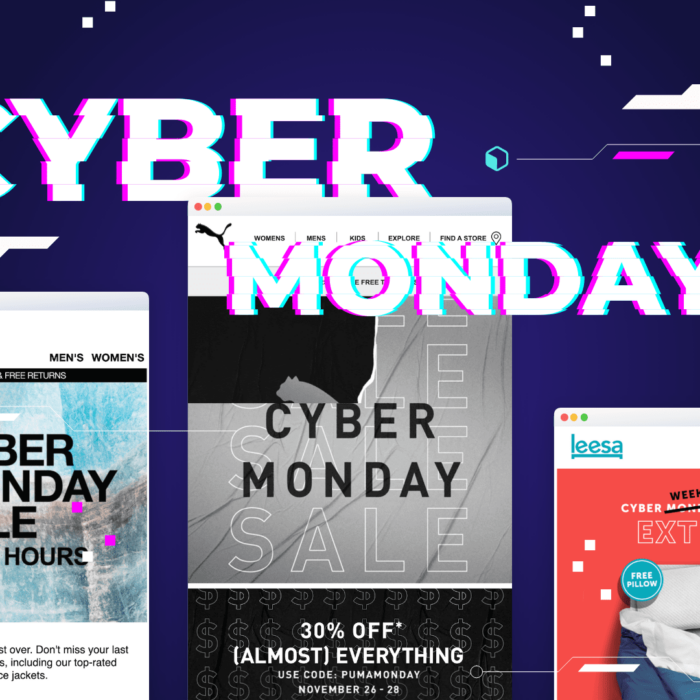 Cyber Monday Email Marketing Ideas for 2020