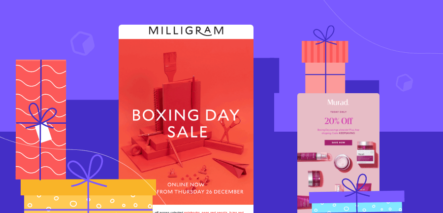 Boxing Day Email Marketing to Knock Out Your Competitors