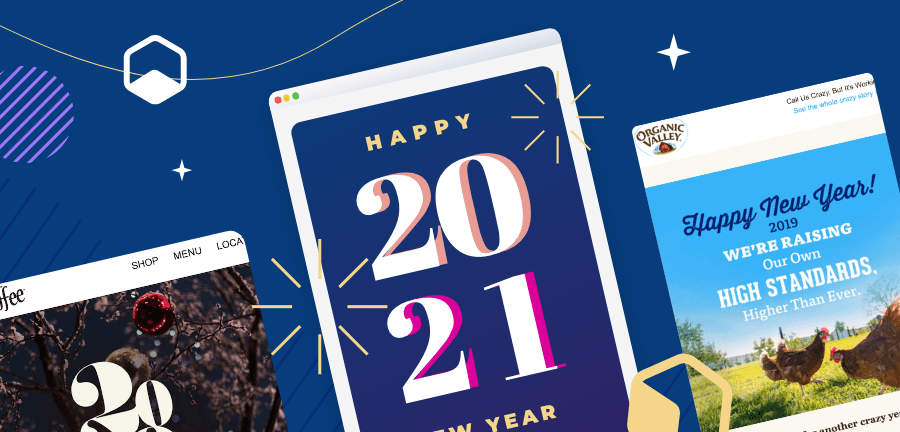 How to Send A Happy New Year Email to Your Business Clients