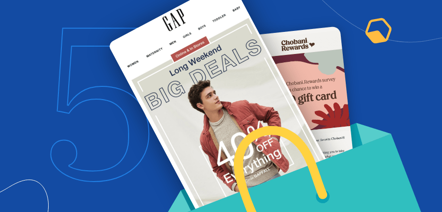 Get to Know Your Customers Day: 5 Email Design Ideas