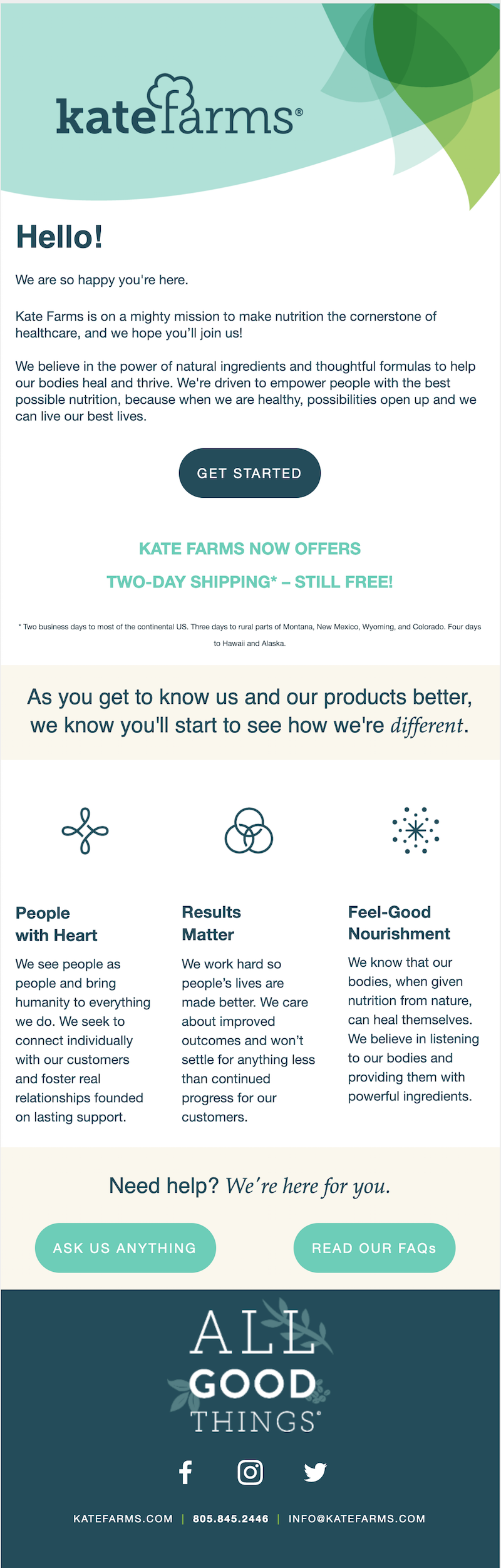 how to create a transactional email