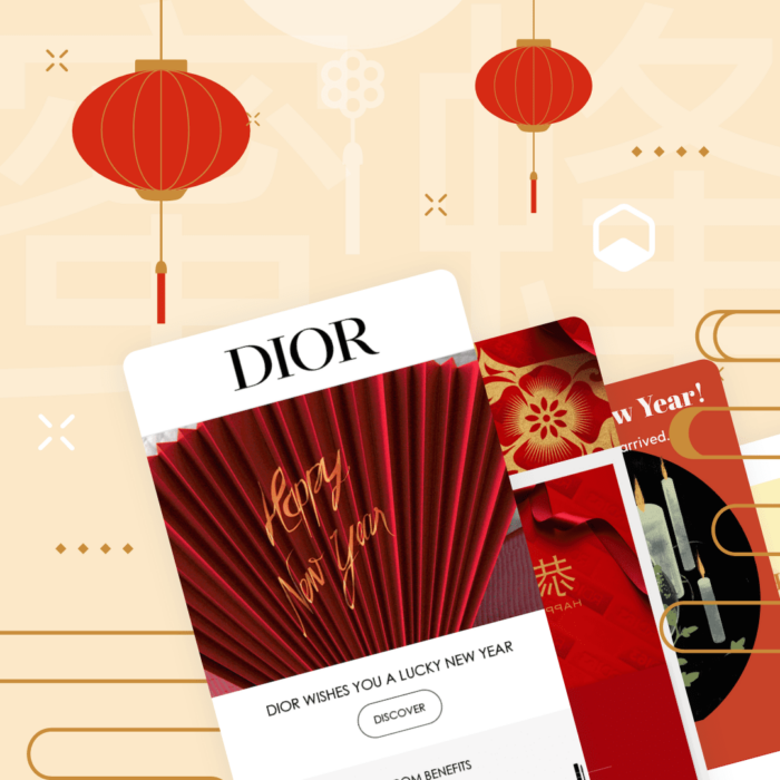 How to Celebrate Lunar New Year in Your Email Marketing