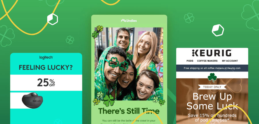 9 St. Patrick's Day Email Marketing Tips to Bring Luck to Your Campaigns