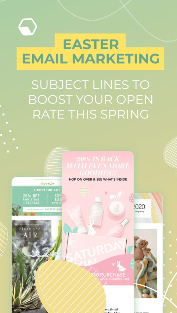 easter email