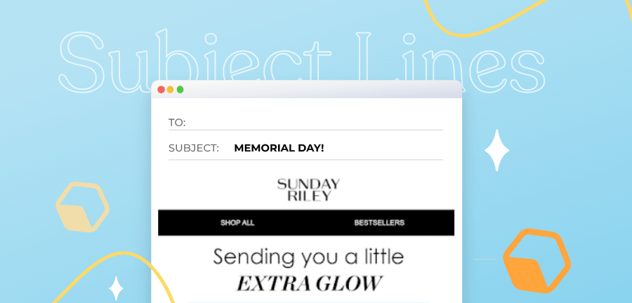 7 Ideas for Great Memorial Day Email Subject Lines