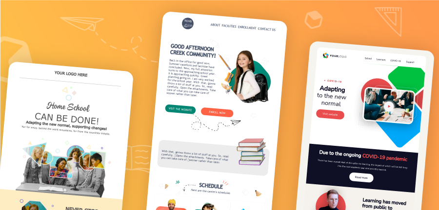7 School Newsletter Templates to Use This Academic Year